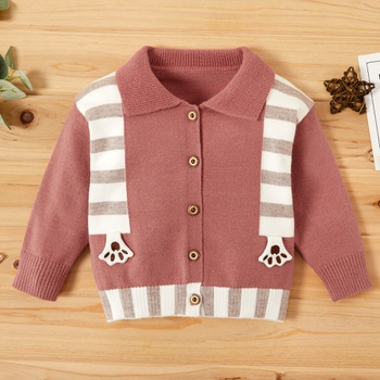 Baby Unisex Casual Sweaters