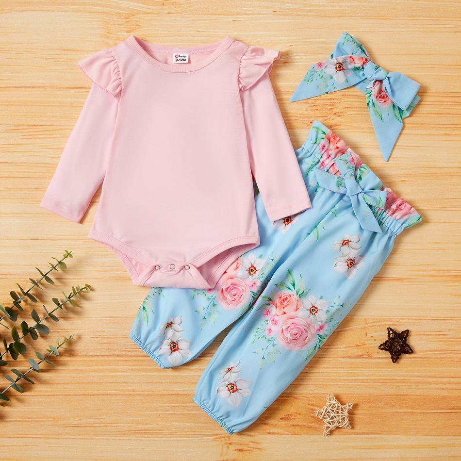 Baby-Mädchen süße Sätze des Blumen Baby Nur $7.99