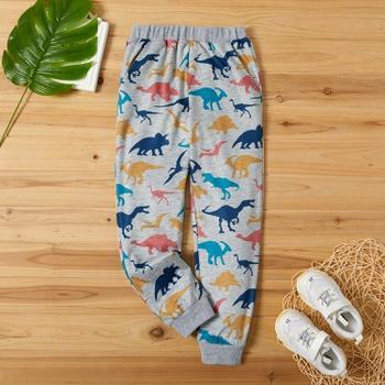 Toddler Boy Dinosaur Casual Pants