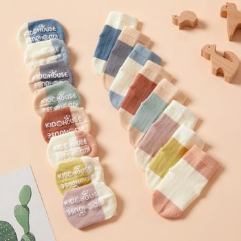 Baby / Toddler Colorblock Socks