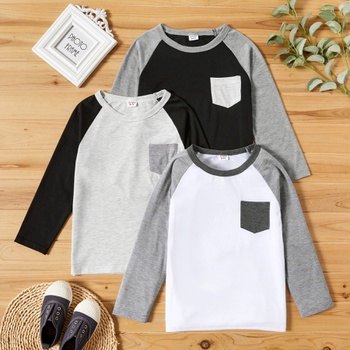 Kid Boy Casual T-shirt