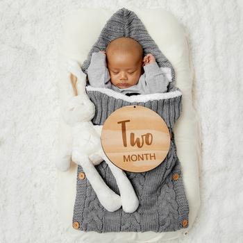 Comfy Fleece-lining Hooded Sleeping Bag