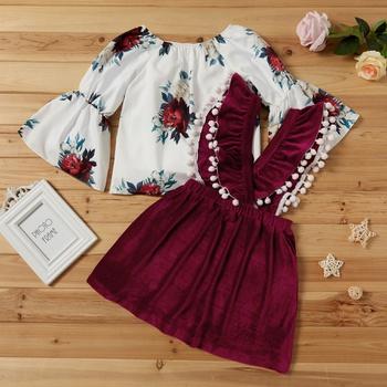 Kid Girl Floral Dress