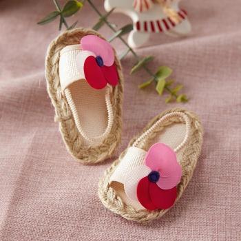 Baby / Toddler Flower Braid Sandals