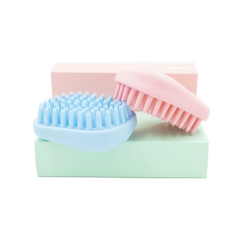 Pet Bath & Massage Brush Great Grooming