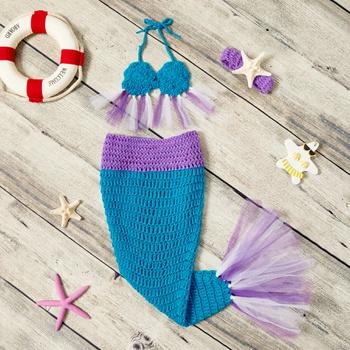 3pcs Baby Girl Sweet Baby's Sets Fashion Infant Clothing Photographic Gift