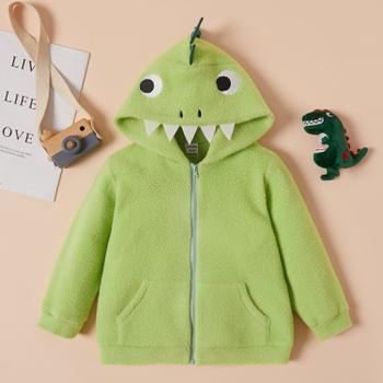 Toddler Boy Dinosaur Coats & Jackets