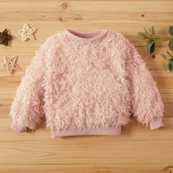 Baby Girl Sweet Pullovers