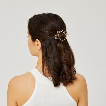 Fashionable Cat Hairpin Headwear