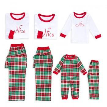 Nice Comfy Holiday Matching Pajamas