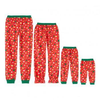 Colorful Dots Family Pajama Pants