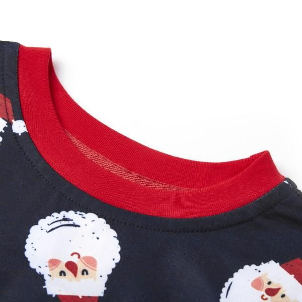 Lovely Santa Pattern Matching Christmas Pajamas