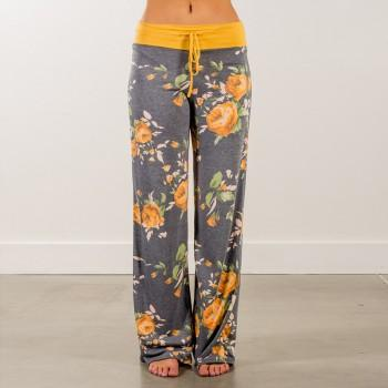 Comfy Printed Yoga Pants for Women