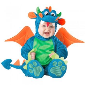 Baby's Adorable Halloween Christmas Dragon Costumes