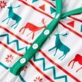 Classic Reindeer Family Matching Pajamas