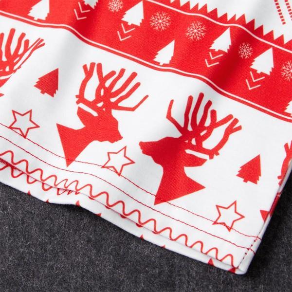 Lovely Reindeer Christmas Matching Pajamas