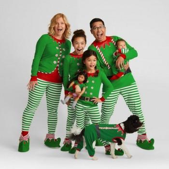 christmas elf family matching pajama set - Cheap Christmas Pajamas