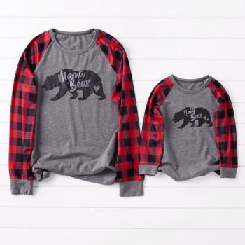 Classic Baby Bear Printed T-shirt for Kids