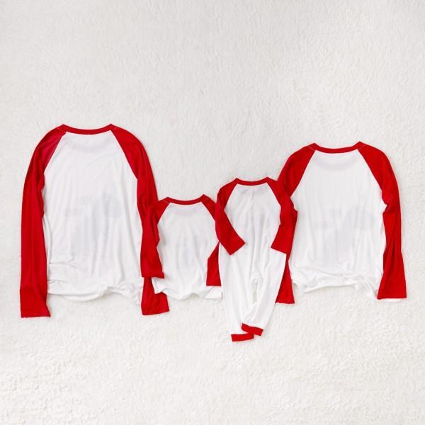 'HO HO HO' Dino Printed Matching Family T-shirts