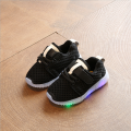 Comfy LED Mesh Sports Shoes for Toddler and Kid