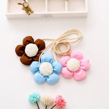Sweet Flower Design Decorative Bag for Baby Girl