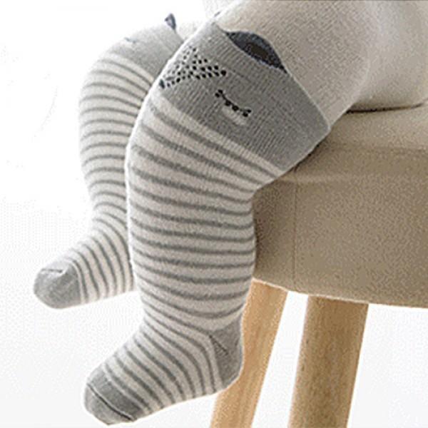 Lovely Animal Print Stockings for Baby