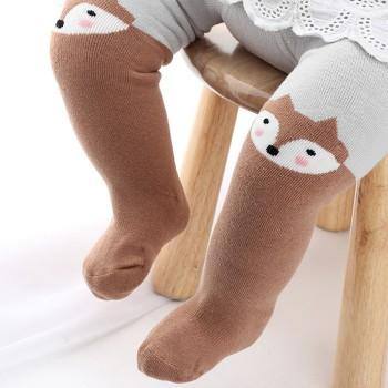 Comfy Cute Animal Tights for Baby Girl