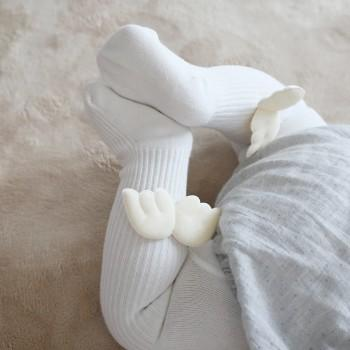 Cute Wing Design Leggings for Baby Girl
