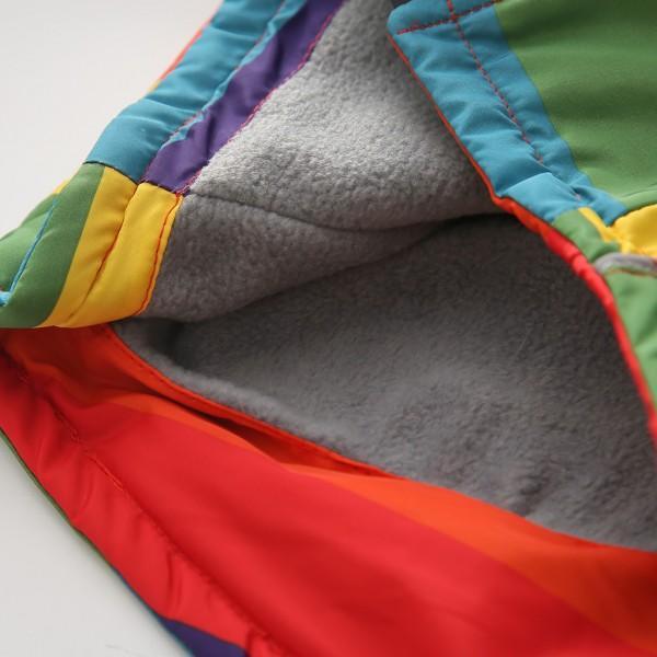 Warm Fleece Lined Hooded Coat for Baby Boy/Boy