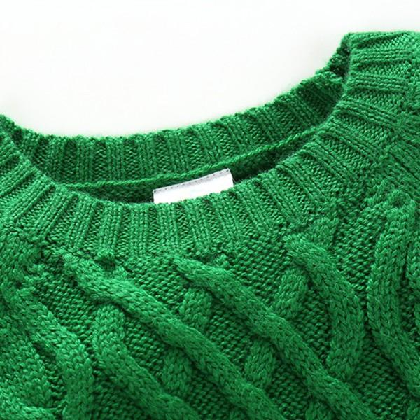 Stylish Cable- Knit Sweater for Toddler Boy and Boy
