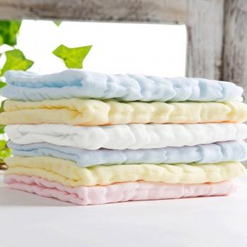 6-pack Solid Absorbent Bath Towels