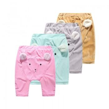 Cute Lion Design PP Pants for Baby