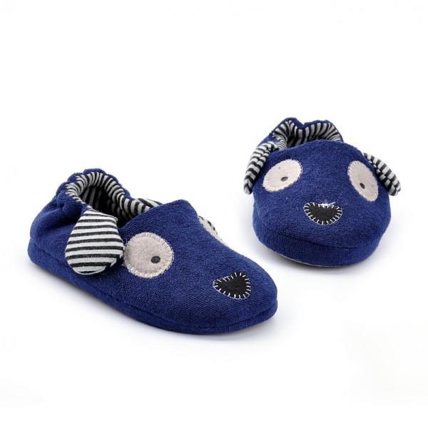 Lovely Dog Ear Slippers for Kid