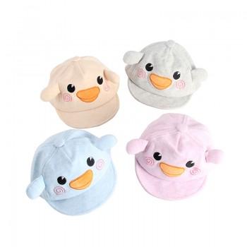 Super Cute Duck Design Cap for Newborn Baby