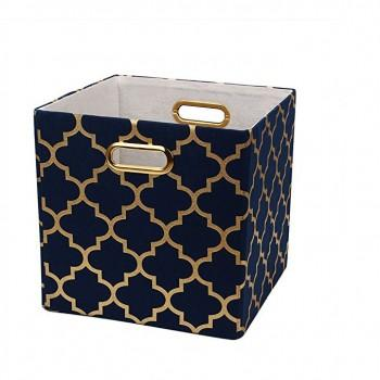 Stylish Gilding Lantern Storage Box
