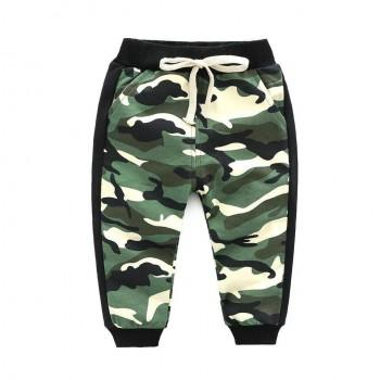 Cool Camouflage Joggers for Boys