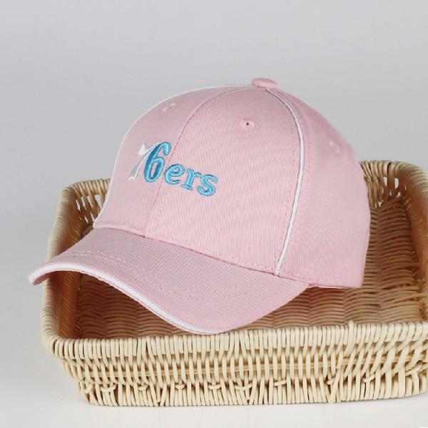 Sporty Appliqued Number Cap for Toddler and Kid