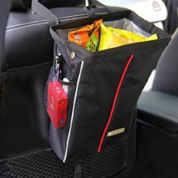 Trendy Vehicle-mounted Debris Storage Bag
