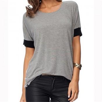 Comfy Short-sleeve T-shirt for Women