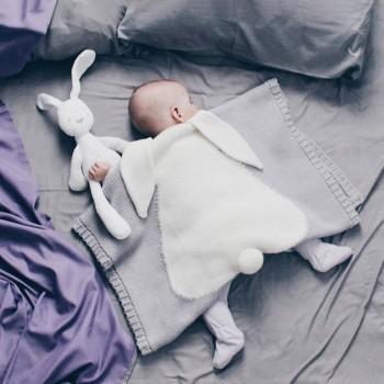 Super Cute Bunny Design Blanket for Baby