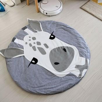 Lovely Giraffe Print Play Mat for Baby