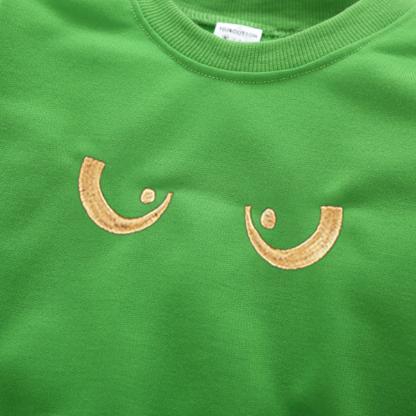 Stylish Eyes Applique Pullover for Toddler Boy and Boy