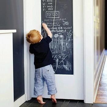 Reusable Chalkboard Blackboard Wall Sticker