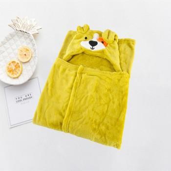 Super Cute Dog Design Blanket for Baby