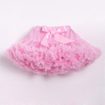 Chic Tutu Skirt in Light Pink