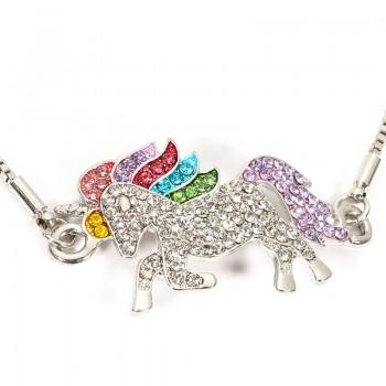 Stylish Unicorn Design Bracelet for Women
