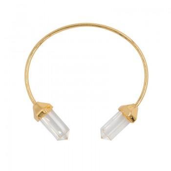 Sassy Rhinestone Design Bracelet