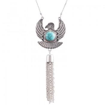 Chic Eagle Pendant Necklace