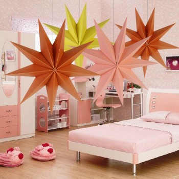 Pretty Star Shape Party Decoration
