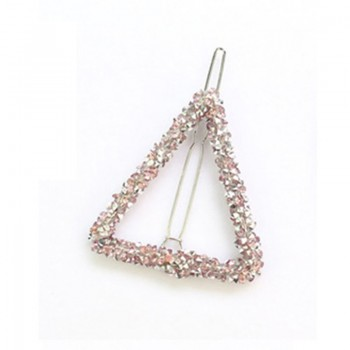 Stud Triangle Hairpin for Women